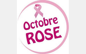St Venant: marche ROSE contre cancer du sein